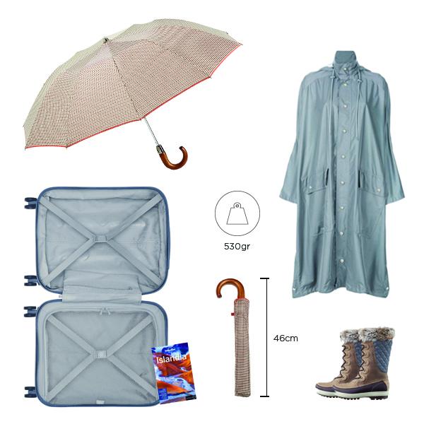 Ezpeleta Rain paraguas plegables