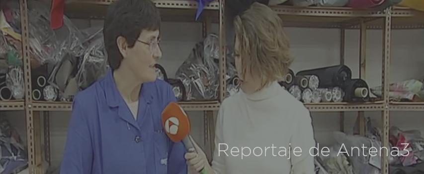 Ezpeleta Rain reportaje Antena 3
